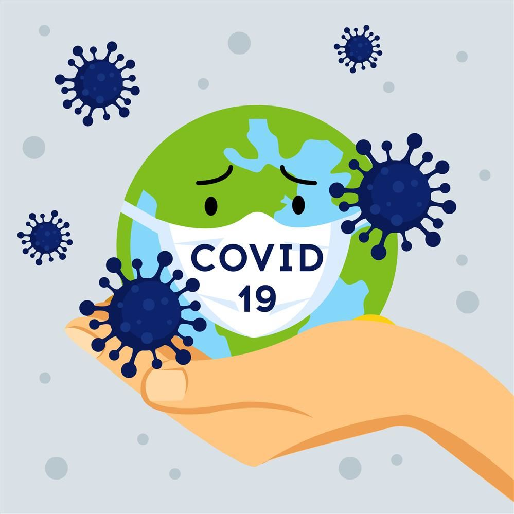 World is sick with COVID-19