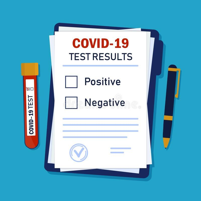 Positive COVID-19 Test at School #7, Transitioning to Remote Learning