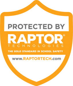 Raptor Security System in All Schools