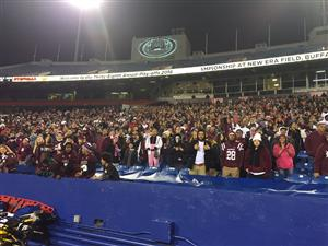 Sea of Maroon - Fans
