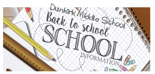 DMS back to school info