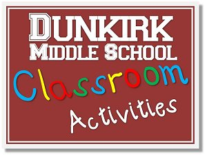 classroom activities banner