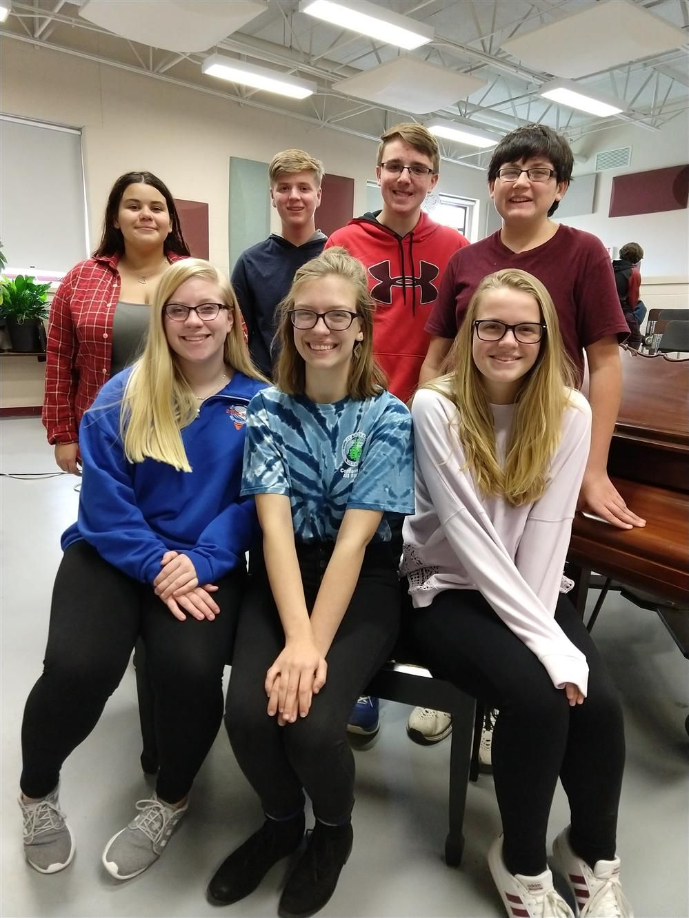 Singing the Sweet Song of Success: DHS Students Receive Top Music Honors