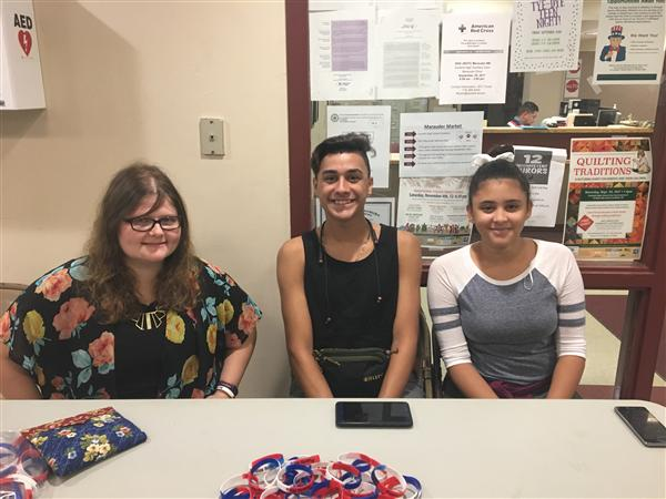 DHS students worry about their relatives in Puerto Rico