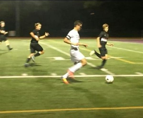 Varsity Boys Soccer Team Clinches Victory Over Fredonia