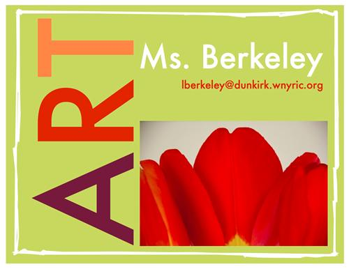 Art Ms. Berkeley