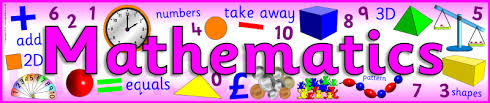 Mathematics Banner. Credited to www.sparklebox.co.uk